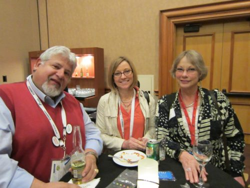 ATSU-ASHS PA alumni and students gather at the AAPA conference in Las Vegas