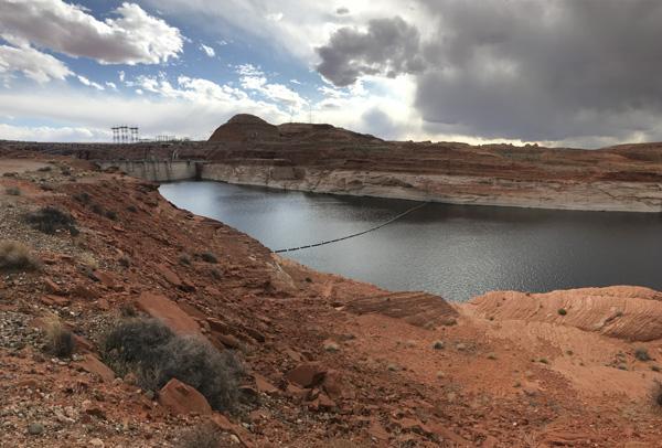 Navajo Nation Reservation landscape