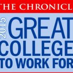 """ATSU named """"2015 Great College to Work For""""  by The Chronicle of Higher Education"""