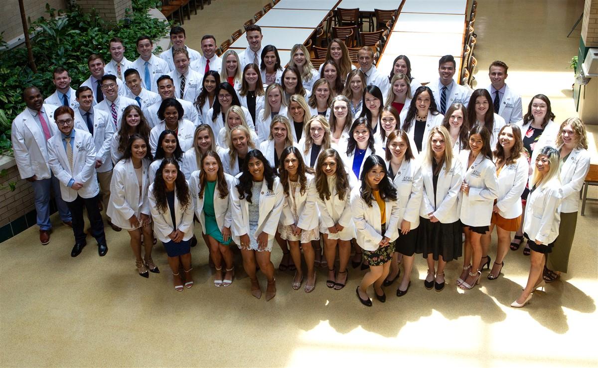 A.T. Still University-Missouri School of Dentistry & Oral Health students
