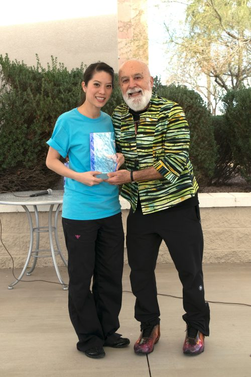 Dr. Mai-Ly Duong and Dr. Jack Dillenberg