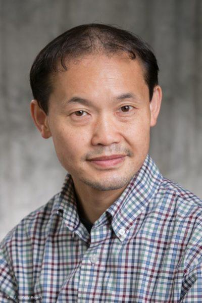 Head shot of Dr. Norimatsu