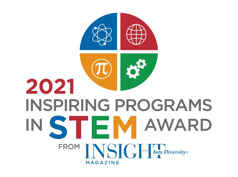 A.T. Still University's Dreamline Pathways program received INSIGHT into Diversity magazine's 2021 Inspiring Programs in STEM Award