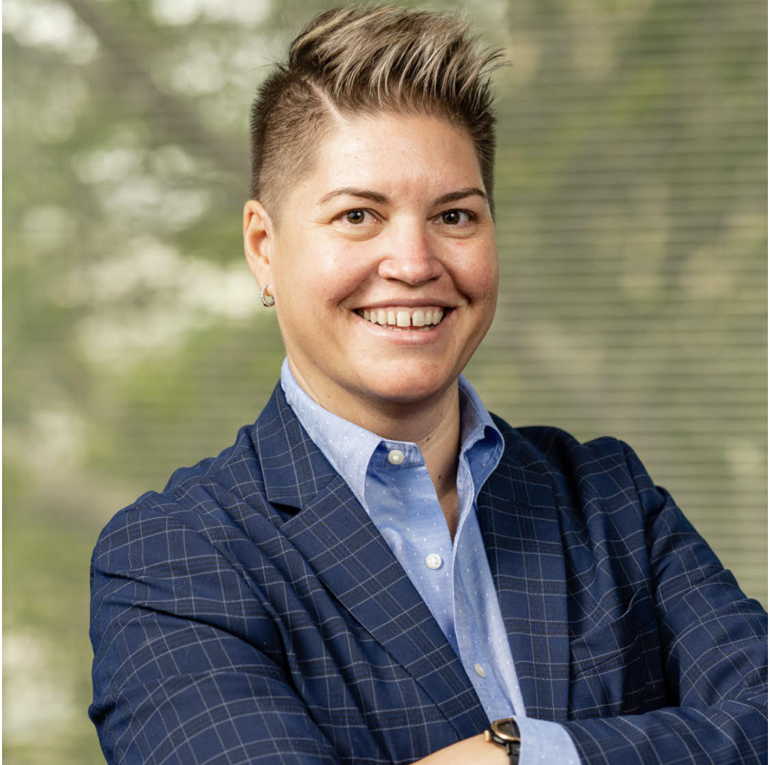 A headshot image of ATSU-Arizona School of Health Sciences alumna Trisha Perry, PT, DPT, '07