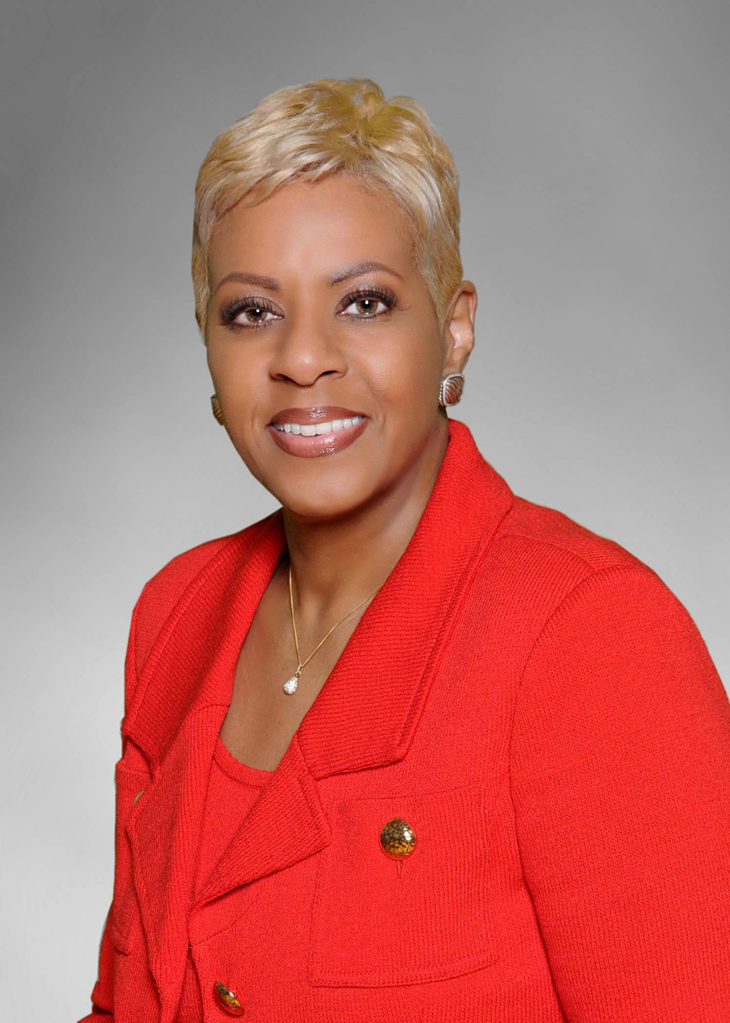 A.T. Still University-College of Graduate Health Studies Doctor of Health Administration alumna Verneda Bachus