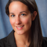 Dr. Welch Bacon receives NATA's Young Professional Award