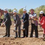 ATSU-MOSDOH holds St. Louis clinic groundbreaking ceremony