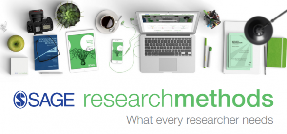 SAGE research methods: what every researcher needs