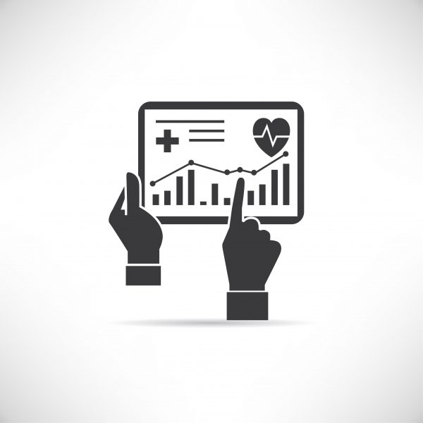 Data-driven health illustration