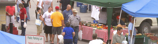 Farmer's Market - Downtown Kirksville