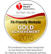 Image of icon for Fit-Ftiendly Worksite Gold Achievement 2015