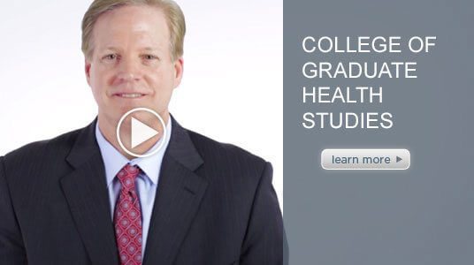 intro video of ATSU's President, Dr. Craig Phelps.