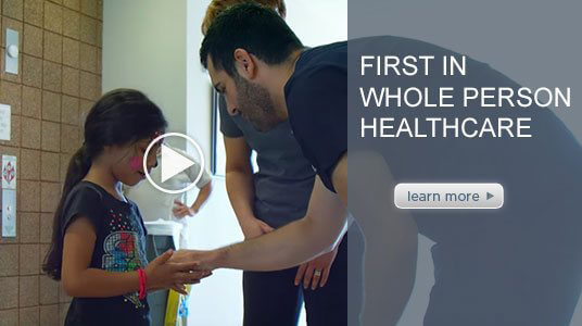 Image of ATSU Whole Person Healthcare Professional In Service Video and Learn More Link