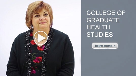 intro video of ATSU's Associate Dean of Academic Success and Assessment, Katherine Adler.