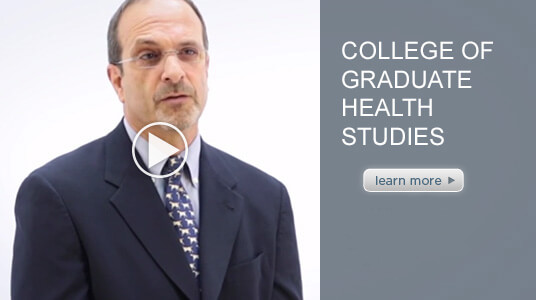 intro video of ATSU's College of Graduate Students Dean, Dr. Don Altman.
