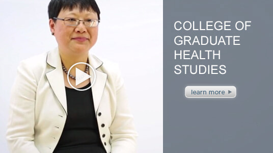 intro video of ATSU Assistant Professor, Lihua Dishman.