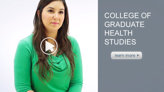 intro video of an ATSU Master of Public Health student.