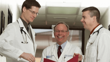 Clinical rotations provide real-world experience